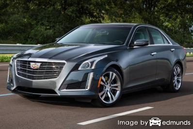 Insurance quote for Cadillac CTS in Scottsdale