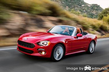 Insurance quote for Fiat 124 Spider in Scottsdale