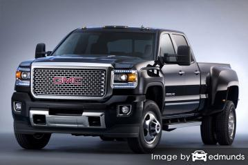 Insurance quote for GMC Sierra 3500HD in Scottsdale