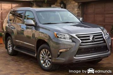 Insurance quote for Lexus GX 460 in Scottsdale
