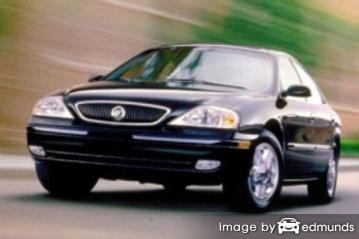 Insurance quote for Mercury Sable in Scottsdale