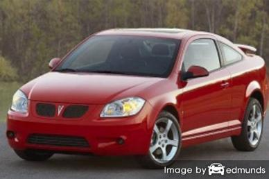 Insurance quote for Pontiac G5 in Scottsdale