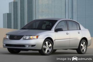 Insurance rates Saturn Ion in Scottsdale
