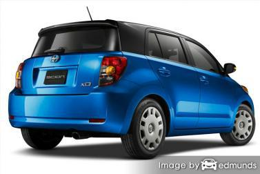 Discount Scion xD insurance