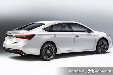 Insurance quote for Toyota Avalon Hybrid in Scottsdale