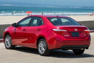 Insurance quote for Toyota Corolla in Scottsdale