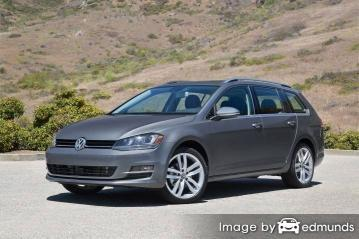 Insurance for Volkswagen Golf SportWagen